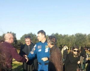 14 febbraio 2014: Incontro con l'Astronauta ESA Paolo Nespoli