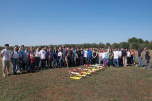"""26 Maggio 2018: Lanci finali del CONTEST delle classi terze del Liceo """"Vanini""""!"""